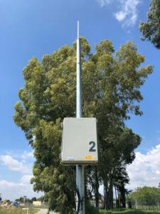 ADS-B Sensor Station Outdoor