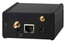 Radarcape ADS-B Receiver Rear View